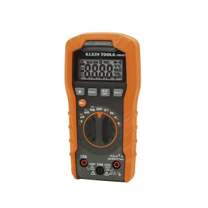 Digital Multimeter, Auto-Ranging, 600V Klein Tools