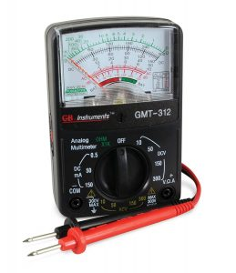 Gardner Bender GMT-312 Analog Multimeter