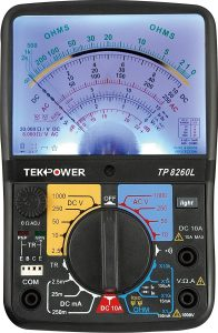 Tekpower TP8260L Analog Multimeter