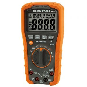 Digital Multimeter, Auto-Ranging, 1000V Klein Tools
